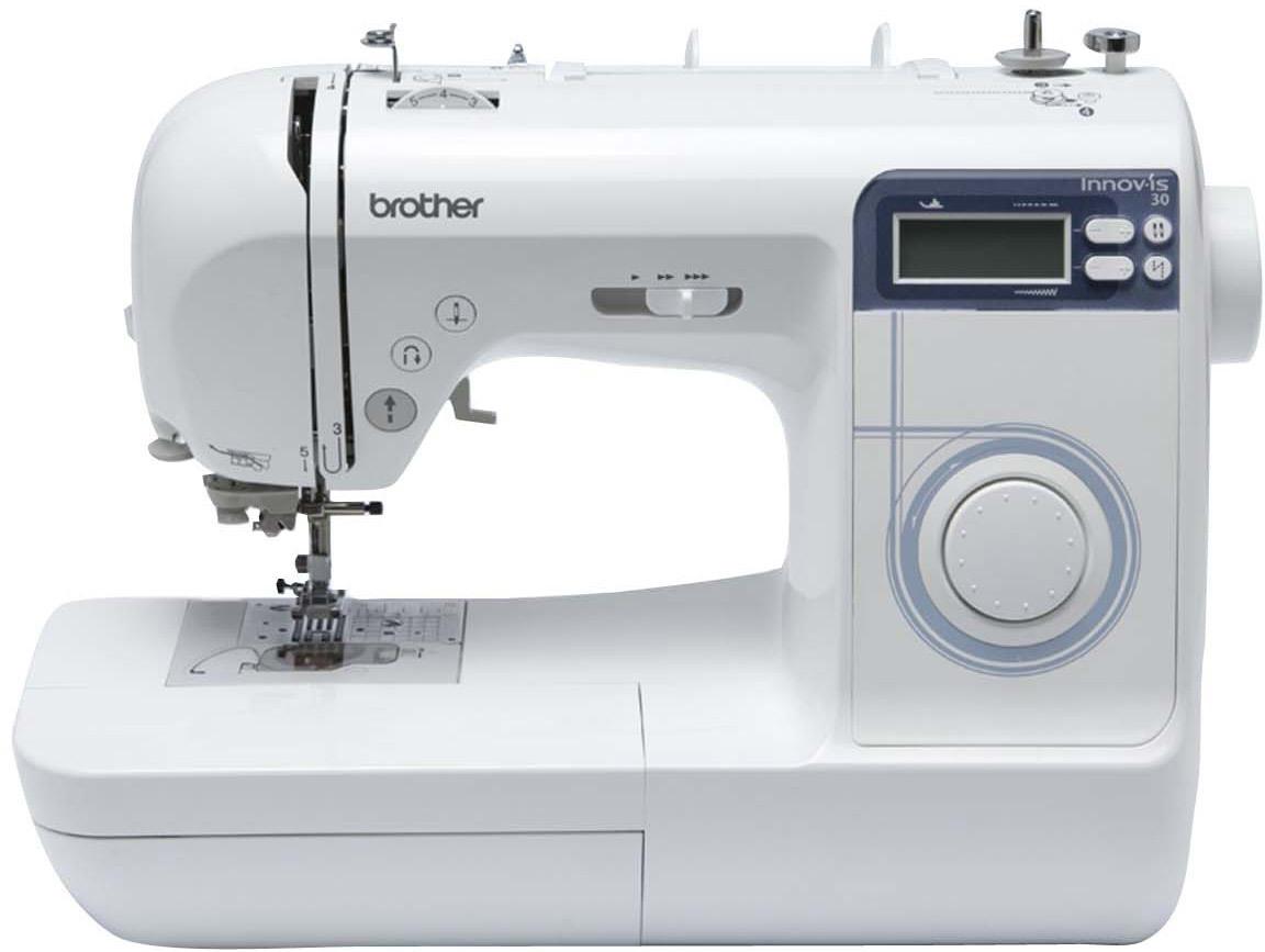 Компьютерная швейная машина выбрать
