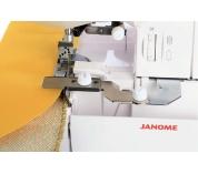 Лапка для плоскошовной машины Janome линейка направитель