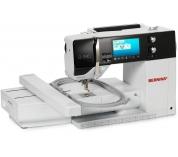 Швейно-вышивальная машина Bernina 580+вышивальный блок