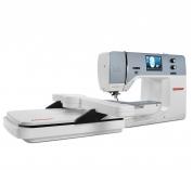 Швейно-вышивальная машина Bernina 750 EQ +вышивальный блок