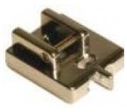 Лапка Janome для пришивания потайной молнии с горизонтальным челноком артикул J200-333-001 Zipper foot