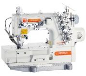 Плоскошевная машина промышленная Siruba F007K - W122 - 356/FHA+ серводвигатель