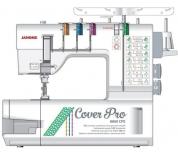 Плоскошовная машина Janome Cover Pro 8800CPX