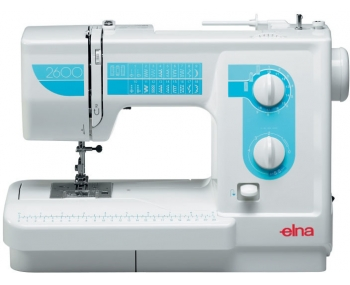 Швейная машина Elna 2600 фото