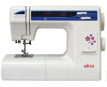 Швейная машина Elna 4100 фото