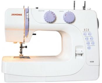 Швейная машина Janome VS 50 фото