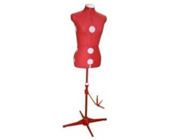 Манекен Profi Dressform S (размер 42 - 50) фото