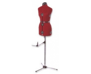 Манекен Profi Dressform M (размер 50 - 56) фото