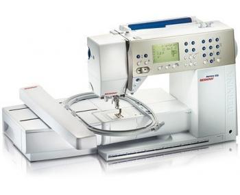 Вышивальная машина Bernina Вышивальный блок фото