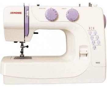 Швейная машина Janome VS 52 фото