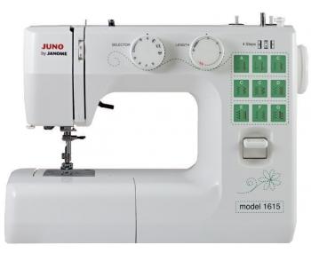 Швейная машина Janome JUNO 1615 фото