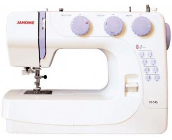 Швейная машина Janome VS54S фото