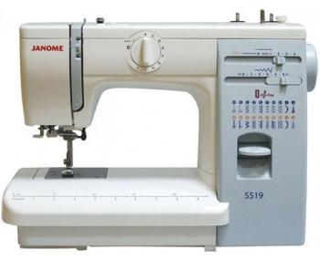 Швейная машина Janome 5519 фото
