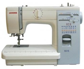 Швейная машина Janome 5515 фото