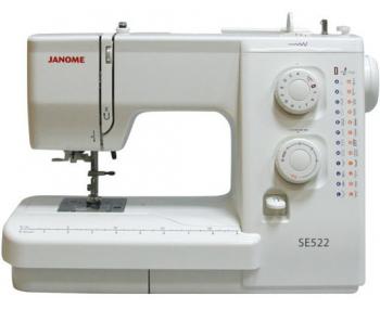 Швейная машина Janome SE 522 фото