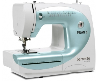 Швейная машина Bernette milan 5 фото