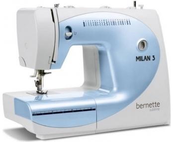 Швейная машина Bernette milan 3 фото