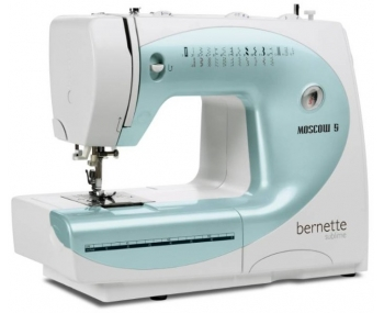 Швейная машина Bernette moscow 5 фото