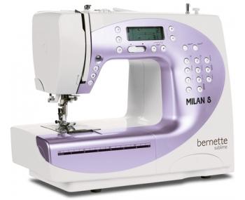 Швейная машина Bernette milan 8 фото