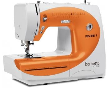 Швейная машина Bernette moscow 7 фото