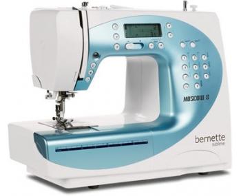 Швейная машина Bernette moscow 8 фото
