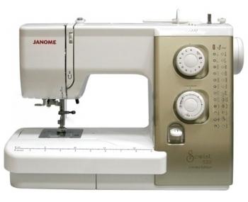Швейная машина Janome SE 533 фото