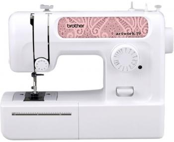 Швейная машина Brother Artwork 19 фото