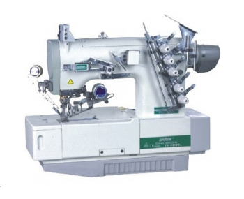 Плоскошевная машина промышленная Protex TY-F007J-W122-356 фото