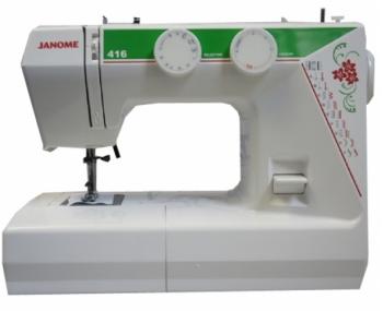 Швейная машина Janome 416 фото