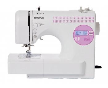 Швейная машина Brother DS 160 фото