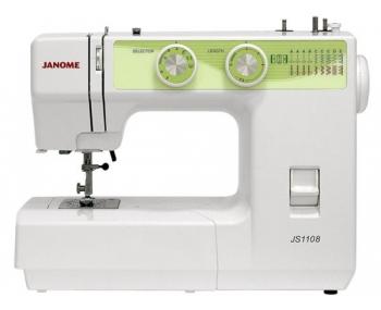 Швейная машина Janome JS1108 фото