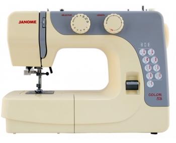 Швейная машина Janome Color 53 фото