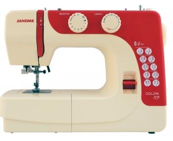 Швейная машина Janome Color 57 фото