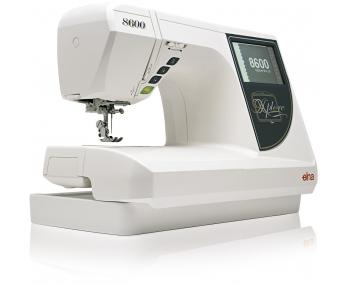 Швейно-вышивальная машина Elna 8600 фото