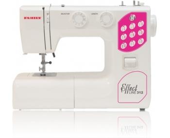 Швейная машина Family Effect Line 312 фото