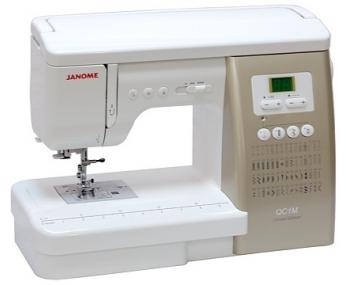 Швейная машина Janome QC1M фото