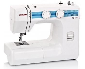 Швейная машина Janome TC 1212 фото