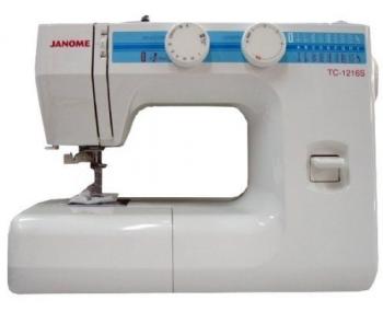 Швейная машина Janome TC 1216S фото