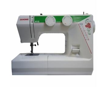 Швейная машина Janome 412 фото