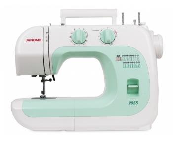 Швейная машина Janome 2055 фото