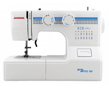 Швейная машина Janome MS102 фото