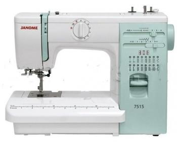 Швейная машина Janome 7515 фото