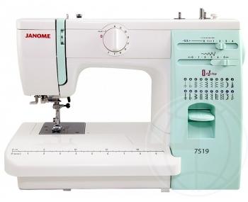 Швейная машина Janome 7519 фото