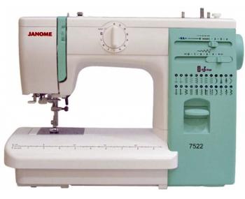 Швейная машина Janome 7522 фото
