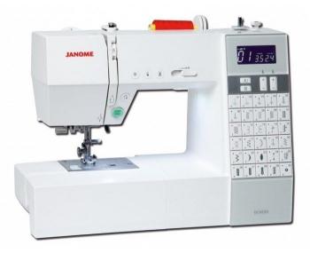 Швейная машина Janome Decor Computer 6030 фото