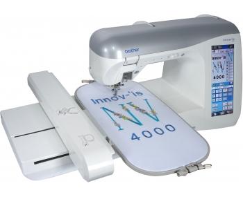 Швейно-вышивальная машина Brother NV 4000 фото