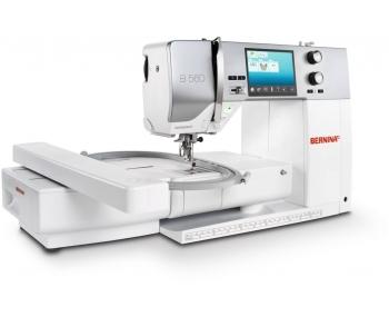 Швейно-вышивальная машина Bernina 560+вышивальный блок фото