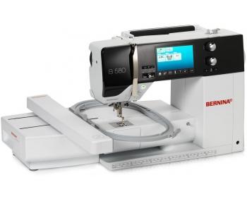 Швейно-вышивальная машина Bernina 580+вышивальный блок фото