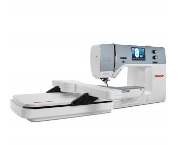 Швейно-вышивальная машина Bernina 750 EQ +вышивальный блок фото