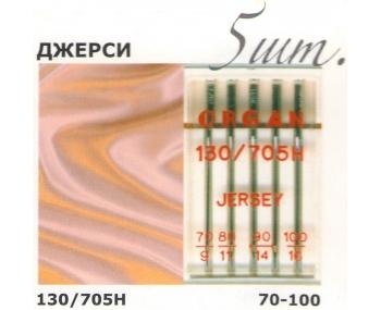 Иглы для швейных машин ORGAN JERSEY фото